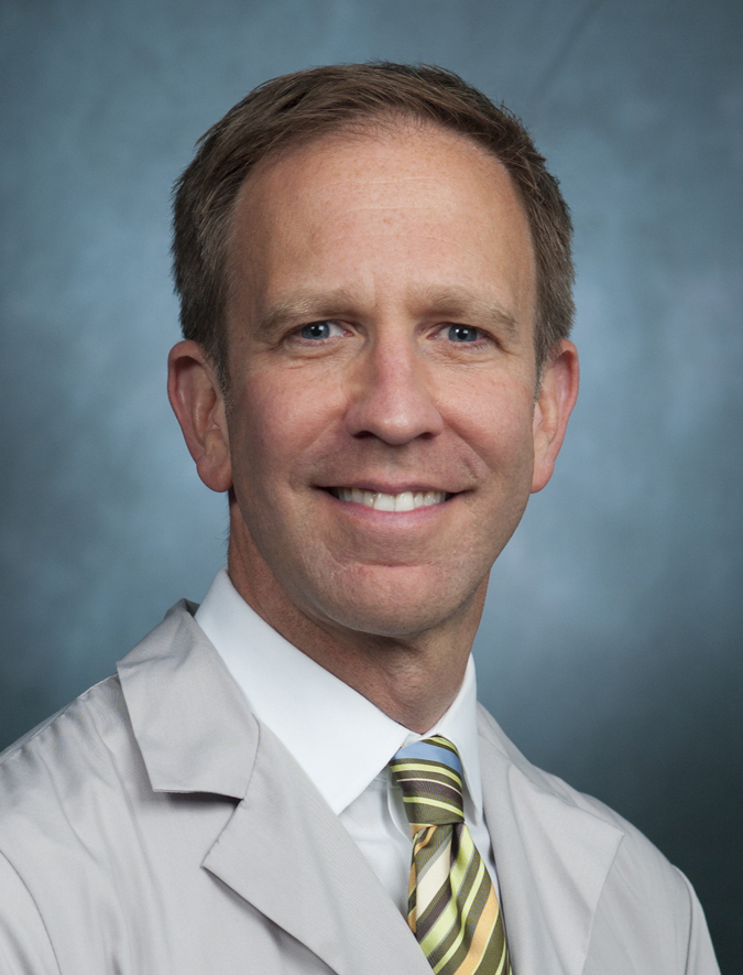 Allen Gustin, Jr., M.D. Photo